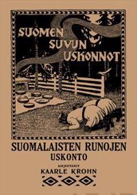 Suomalaisten runojen uskonto