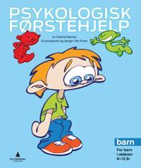 Psykologisk førstehjelp: barn; for barn i alderen 8-12 år