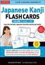 Japanese Kanji Flash Cards Kit