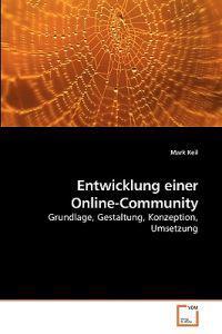 Entwicklung Einer Online-Community