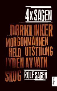 4 x Sagen - Rolf Sagen pdf epub