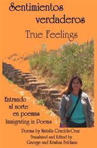 Sentimientos Verdaderos, True Feelings: Entrando Al Norte En Poemas, Immigrating in Poems. Print Version