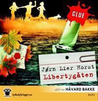 Libertygåten - Jørn Lier Horst   Ridgeroadrun.org