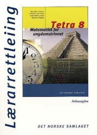 Tetra 8 - May Britt Hagen, Synnöve Carlsson, Karl-Bertil Hake, Birgitta Öberg | Inprintwriters.org