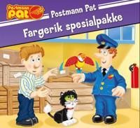 Postmann Pat: fargerik spesialpakke