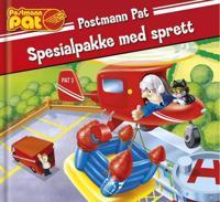 Postmann Pat; spesialpakke med sprett -  pdf epub