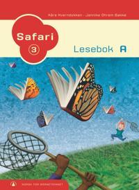 Safari 3; lesebok A - Kåre Kverndokken, Jannike Ohrem Bakke | Ridgeroadrun.org