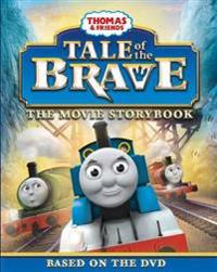 Thomas & Friends: Tale of the Brave Movie Storybook