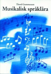 Musikalisk språklära - Thord Gummesson pdf epub