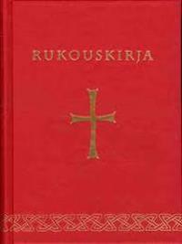 Pyhä evankeliumi (punainen)