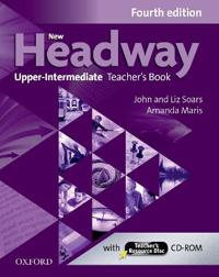 New Headway: Upper-Intermediate (B2): Teacher's Book + Teacher's Resource Disc