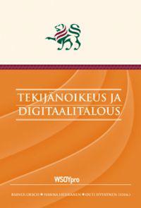 Tekijänoikeus ja digitaalitalous