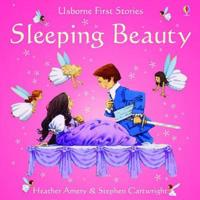 Usborne Fairytale Sticker Stories Sleeping Beauty