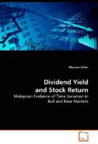 Dividend Yield and Stock Return