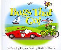 Bugs That Go  - David A. Carter  David A. Carter - böcker (9781416940975)     Bokhandel