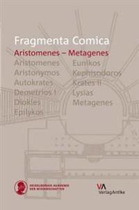 Fragmenta Comica: Aristomenes - Metagenes