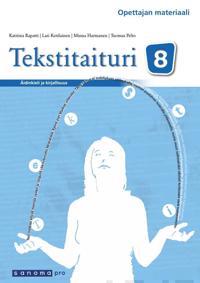 Tekstitaituri 8