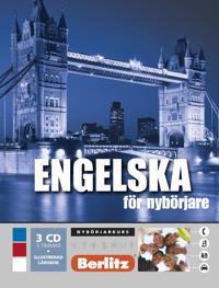Engelska för nybörjare, språkkurs : Språkkurs med 3 CD