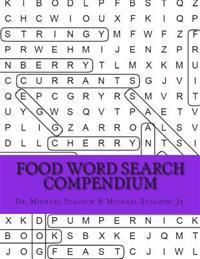 Food Word Search Compendium