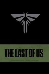 The Last of Us Hardcover Ruled Journal