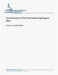 An Overview of Tax Provisions Expiring in 2012