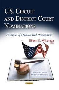 U.S. Circuit and District Court Nominations