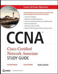 CCNA Cisco Certified Network Associate Study Guide, (Includes CD-ROM), 7th