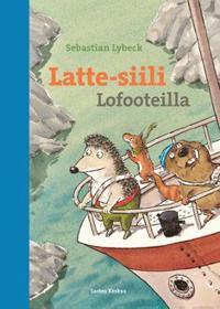 Latte-siili Lofooteilla