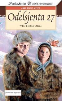 Vinterstorm - Anne Marie Meyer   Inprintwriters.org