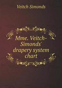 Mme. Veitch-Simonds' Drapery System Chart