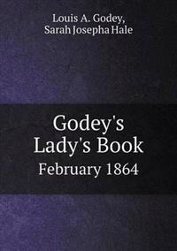 Godey's Lady's Book February 1864