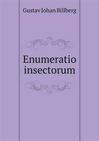 Enumeratio Insectorum