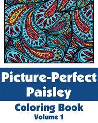 Picture-Perfect Paisley Coloring Book (Volume 1)