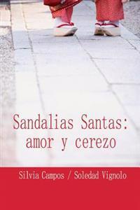 Sandalias Santas: Amor y Cerezo