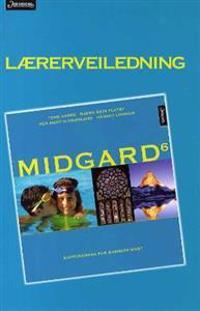 Midgard 6 - Tone Aarre, Bjørg Åsta Flatby, Per Martin Grønland, Håvard Lunnan pdf epub