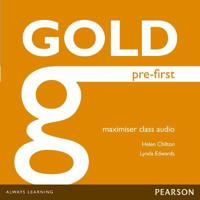 Gold pre-first maximiser class audio cds