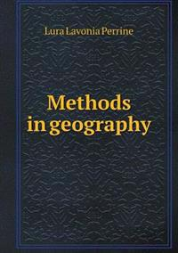 Methods in Geography