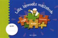 Lilla lammets mattebok Logik, mönster och uppmärksamhet