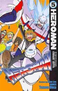 Heroman, Volume 5
