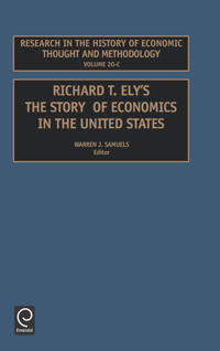 Richard T. Ely's the Story of Economics in the United States