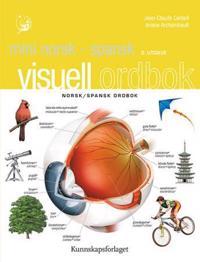 Mini visuell ordbok; norsk-spansk - Jean-Claude Corbeil, Ariane Archambault | Ridgeroadrun.org