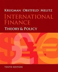 International Finance: Theory and Policy Plus New Mylab Economics with Pearson Etext (1-Semester Access) -- Access Card Package