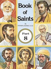 Book of Saints, Part 8
