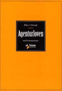 Agenturloven med kommentarer - Ellen Johanne Eftestøl | Ridgeroadrun.org