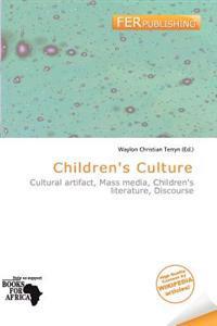Children's Culture