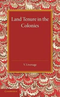 Land Tenure in the Colonies