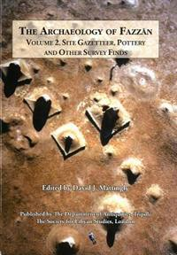 Site Gazetteer, Pottery and Other Survey Finds