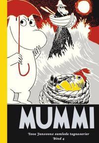 Mummi; Tove Janssons samlede tegneserier; bind 4