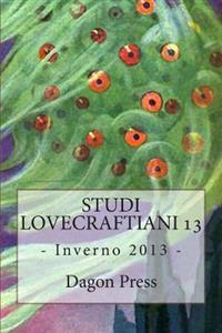 Studi Lovecraftiani N. 13