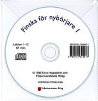 Finska för nybörjare 1 cd audio